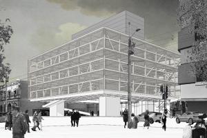 Proyecto de Título / Centro de investigación y experimentación de arte emergente