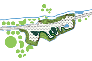 Taller de Ejercitación / Wasteland Santiago: Exploraciones sobre una topografía residual