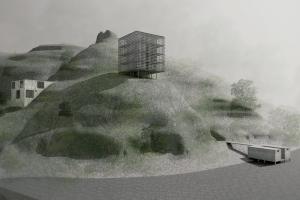 Taller de Ejercitación / Arquitectura y Territorios Australes. 46° Sur, Albergue UC en Puerto Tranquilo