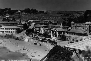 Taller de Investigación / Construyendo destinos: El nacimiento del turismo en Chile 1930/1962
