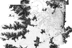 Taller de Investigación / Urbanismo desde el Paisaje: Lecturas de piezas urbanas en proceso, Santiago 2013