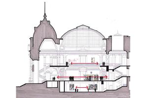 Taller de Investigación / Arquitectura y exhibición: Evolución de los espacios para el arte en Santiago 1950–2010