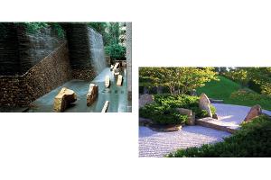 El jardín Oriental