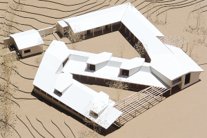 Proyecto de Título / Escuela El Llano de Caleu, Comuna de Tiltil