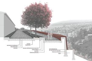 Taller de Ejercitación / Estructura de espacios sustentables para los cerros de Valparaíso / 2do Semestre 2014