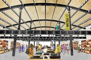 Proyecto de Título / Nuevo Mercado y Centro de Convenciones de los Almacenes Fiscales