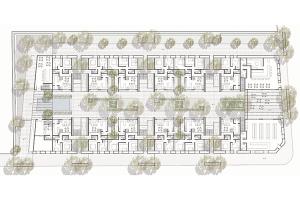 Taller de Ejercitación / Eco-cité: Densificación Sostenible en Santiago centro / 2do Semestre 2014