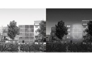 Taller de Ejercitación / Vivienda en altura media en Santiago Centro / 2do Semestre 2014