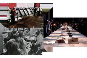 Taller de Investigación / Exponer arquitectura en Chile: Bienales de arquitectura, 1977 – 2012