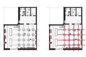 Taller de Investigación / Arquitectura para el arte en Santiago 1950-2010.